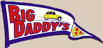 Big Daddys Pizza Logo