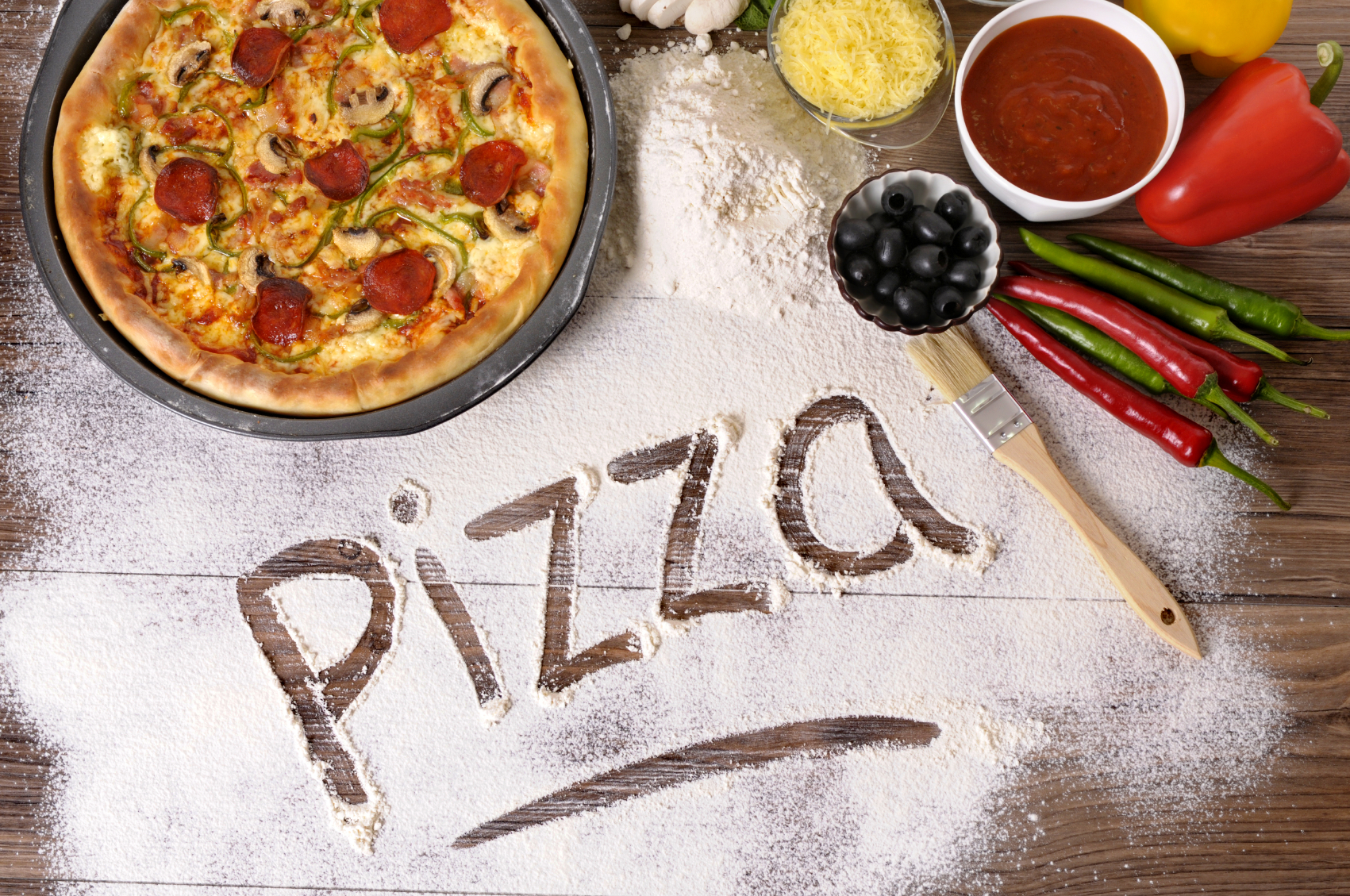 Pizza Point-of-Sale Software