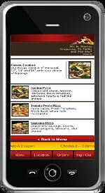 restaurant mobile ordering app