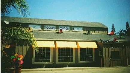 Yogurt Station Building