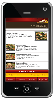 Thrive POS Mobile Ordering