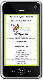 restaurant mobile loyalty app