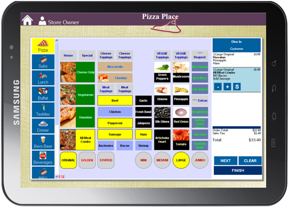 Why Tablets Deserve A Spot On Your Restaurant's Technology Menu
