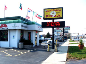 Waldo Cooney's Pizza- Using Technology to Connect with Customers