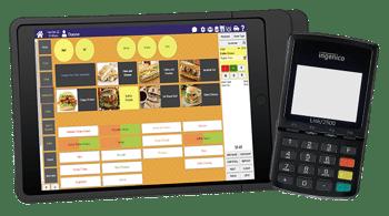 Thrive Handheld iPad + Ingenico Link 2500 EMV Device with WiFi