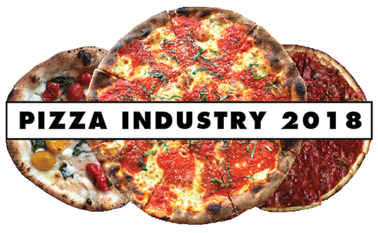Pizza trends 2018