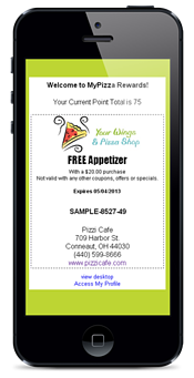 Loyalty Marketing Powered By Thrive Pizza POS