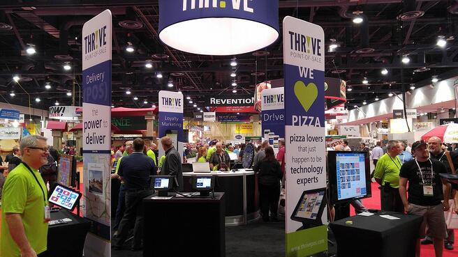 Thrive at 2017 Pizza Expo